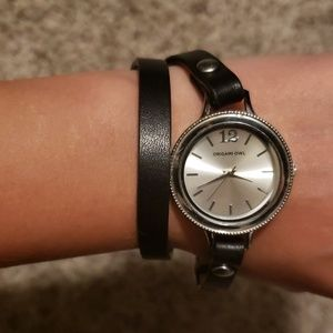 Origami owl watch with new band